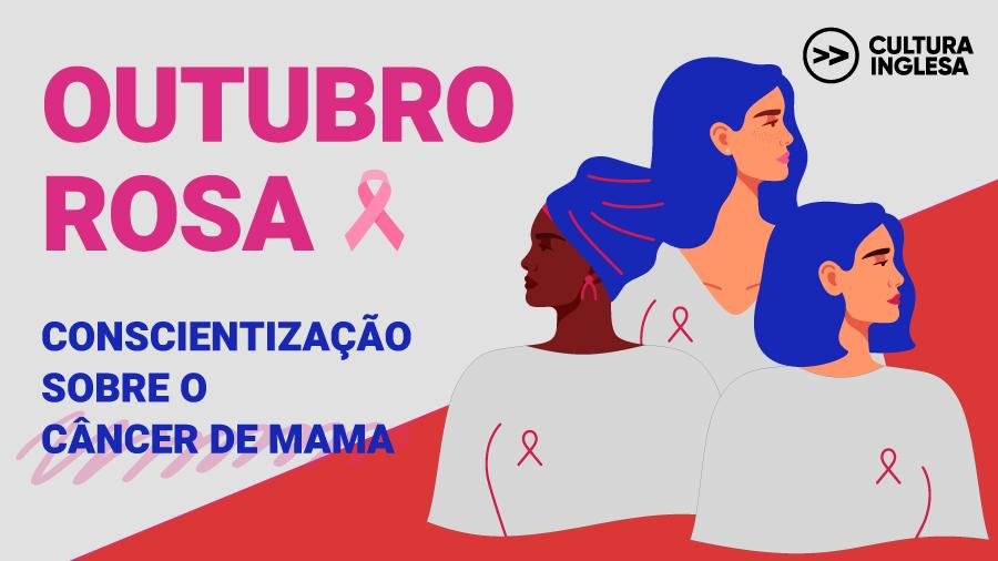 Outubro Rosa: conscientização sobre o câncer de mama e combate à desinformação